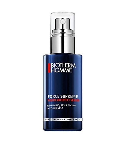 Crema Biotherm trattamento anti età Force Supreme Youth Architect 50 ml viso uomo - trattamento viso