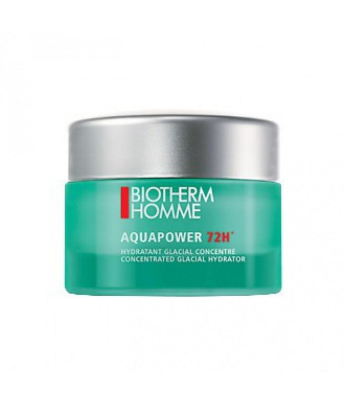 Crema Biotherm Aquapower 72H Gel 50 ml, viso uomo - Trattamento viso
