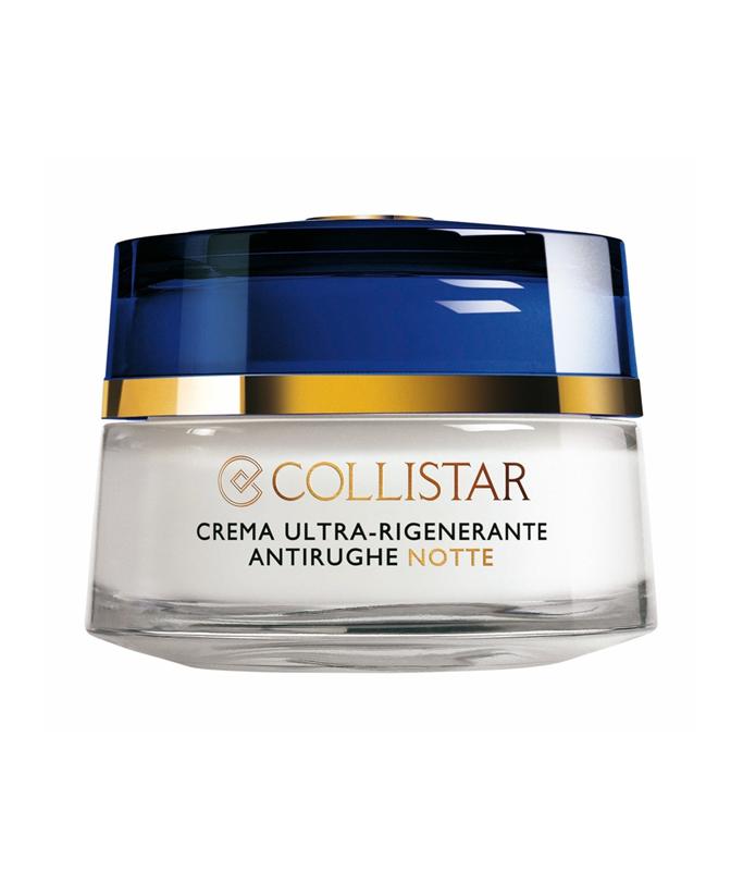 Crema Collistar Speciale Anti-Età Crema Ultra-Rigenerante Antirughe Notte, 50 ml Viso donna