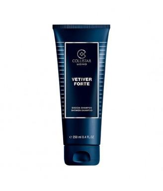 Detergente Collistar Vetiver Forte Doccia-Shampoo 250 ml corpo uomo