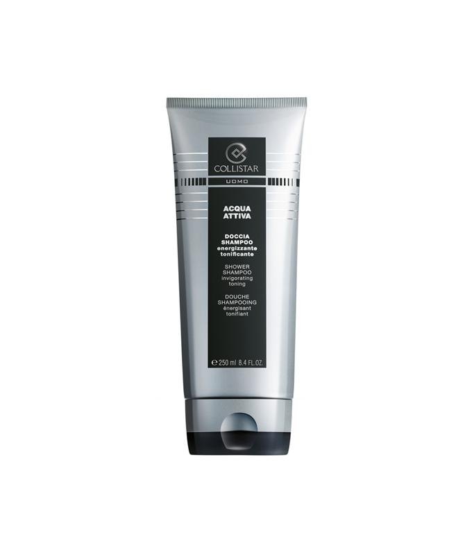 Detergente Collistar Acqua Attiva Doccia - Shampoo 250 ml Corpo uomo