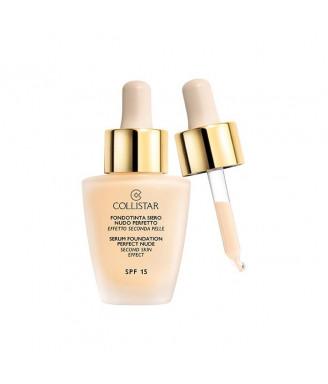 Collistar Linea Viso Fondotinta Siero Nudo Perfetto con SPF 15 Make up Viso