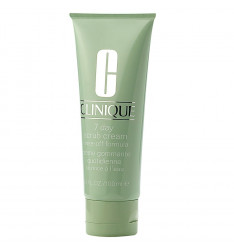 Crema Clinique 7 Day Scrub Rinse-Off Formula esfoliante granulare in crema 100 ml - Per tutti i tipi di pelle