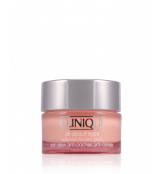 Clinique All About Eyes, 15 ml Crema-Gel Riduce occhiaie, linee e gonfiori del contorno occhi