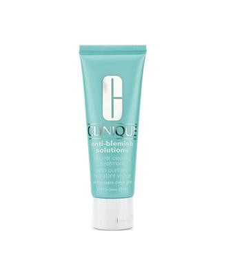 Clinique Anti-Blemish Solutions -Clearing Moisturizer, 50 ml Idratante viso purificante privo di oli