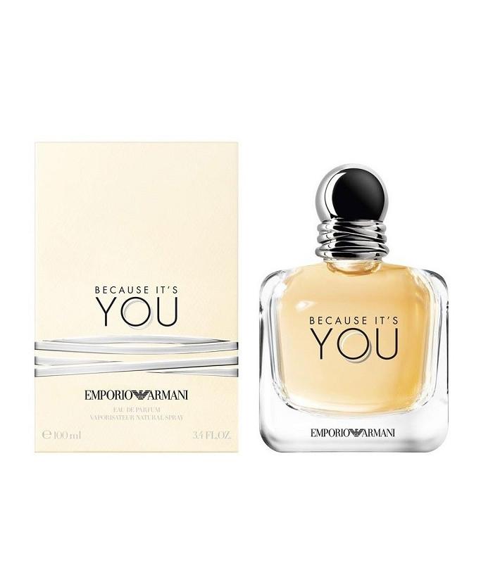 Profumo Emporio Armani Because it's You Eau de parfum, Spray - Profumo donna