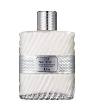 Dior Eau Sauvage pour Homme Baume Avant Apres Rasage 100 ml - Balsamo dopobarba