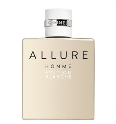 Chanel Allure Homme Edition Blanche Eau de parfum spray 50 ml uomo