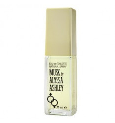 Alyssa Ashley Musk Eau de Toilette Spray 100 ml donna