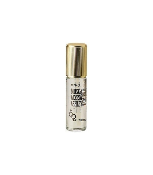Alyssa Ashley Musk Oil - Olio Corpo 7,5 ml
