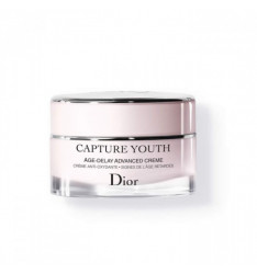 Crema Dior Capture Youth Age-Delay Advanced Creme, 50 ml - Trattamento viso donna 24 ore primi segni