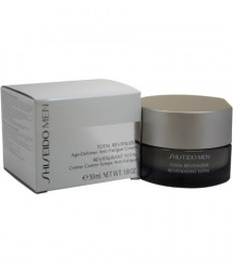 Shiseido Men Total Revitalizer Cream 50 ml - Trattamento Rivitalizzante Uomo