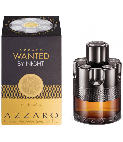 Profumo Azzaro Wanted by Night Eau de Parfum spray - Profumo uomo
