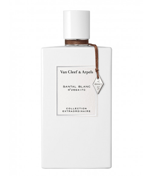 Profumo Van Cleef Santal Blanc Eau De Parfum 75 ml Collection Extraordinaire - Profumo unisex