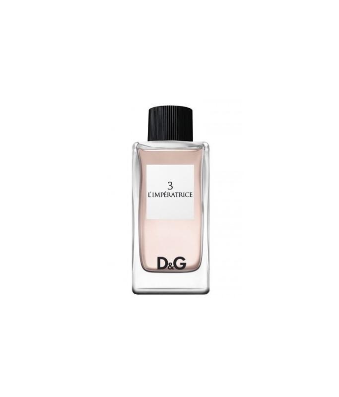 Dolce & Gabbana L'Imperatrice 3 Eau de toilette spray 50 ml donna