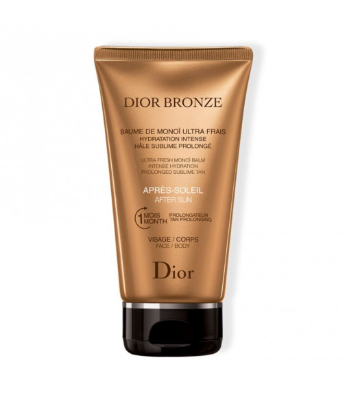 Dior Bronze Aftersun Care Ultra Fresh Monoï Balm 150ML - Doposole