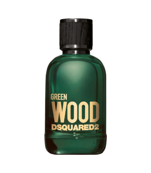Dsquared Green Wood Dsquared2 Pour homme Eau de Toilette, spray