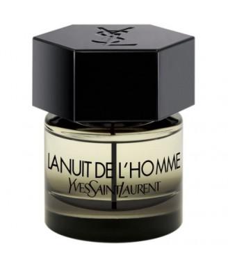 Yves Saint Laurent La Nuit de l'Homme Eau de toilette 60 ml Profumo uomo