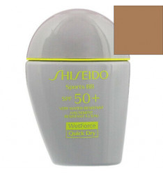 Shiseido Sun Care Sports BB cream SPF 50+, 30 ml VERY DARK- Fondotinta solari