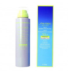 Shiseido Sun Care Sports Invisible Protective Mist SPF 50+, 150 ml - spray abbronzante nebulizzato