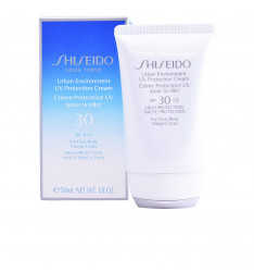 Shiseido Urban Environment UV Protection Cream SPF 30,50 ml - Solare viso alta protezione