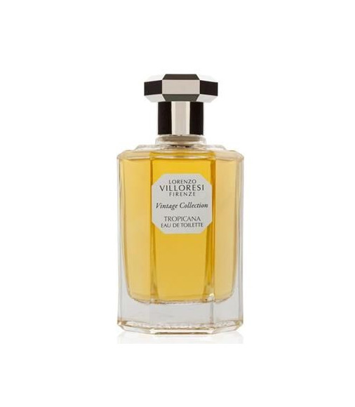Lorenzo Villoresi Tropicana Eau de Toilette Spray,100 ml - Vintage Collection Unisex