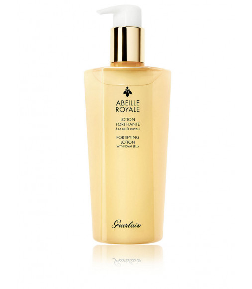 Guerlain Abeille Royale Fortifying Lotion with Royal Jelly, 300 ml - Lozione fortificante con pappa reale viso donna