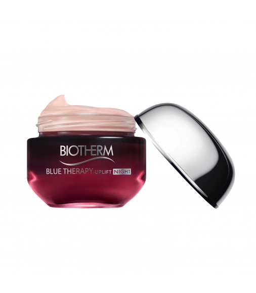 Biotherm Blue Therapy Red Algae Uplift  Night, 50 ml - Crema viso notte